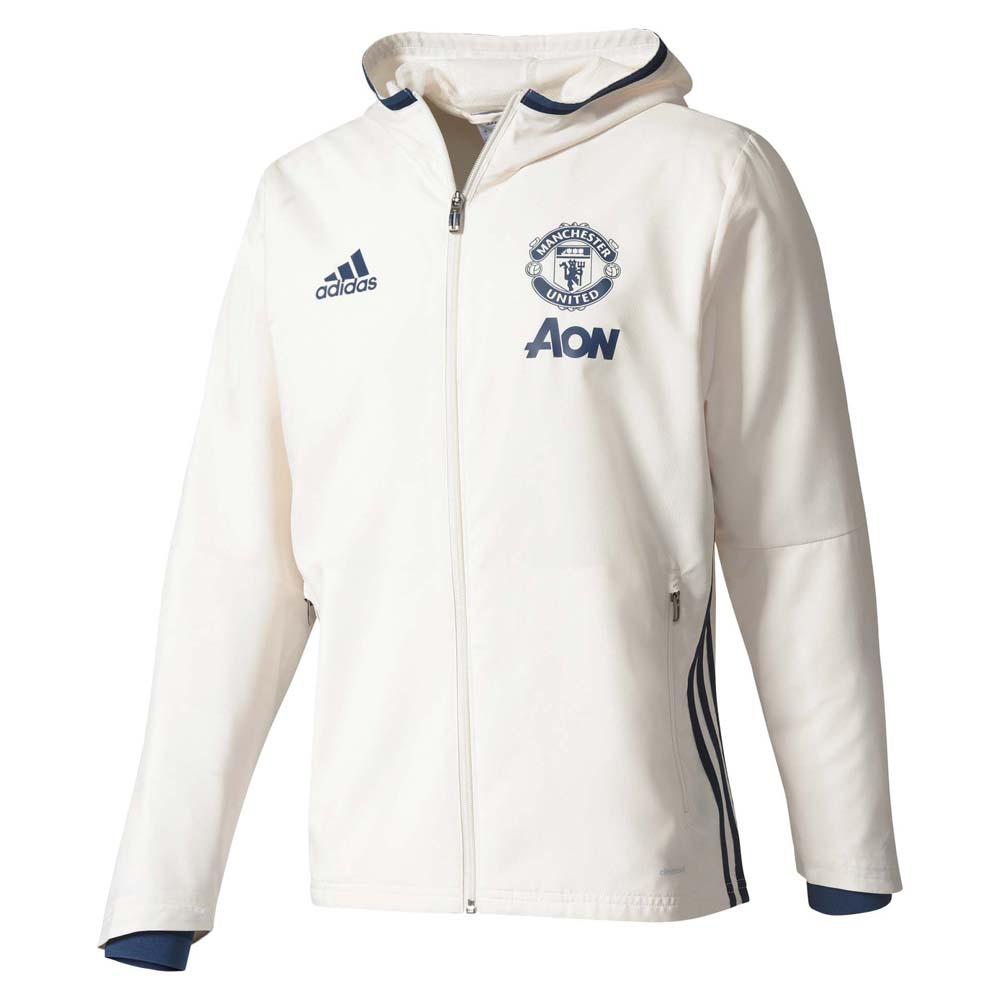 61dc743b1a90c adidas Manchester United FC Presentation Jacket , Goalinn