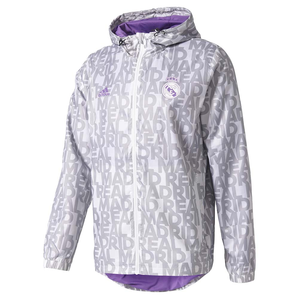 c9b64099f adidas Real Madrid Windbreaker buy and offers on Goalinn
