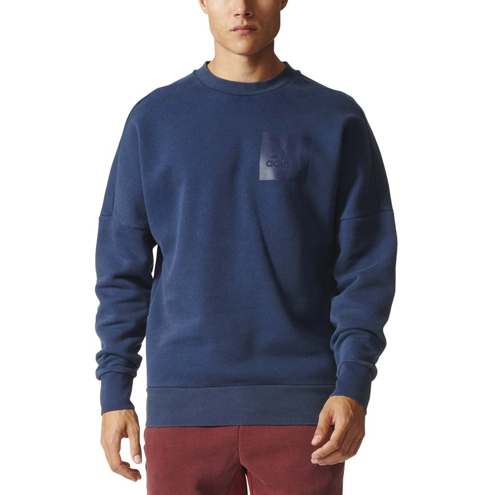 adidas ID Snow Washed Fleece Pullover