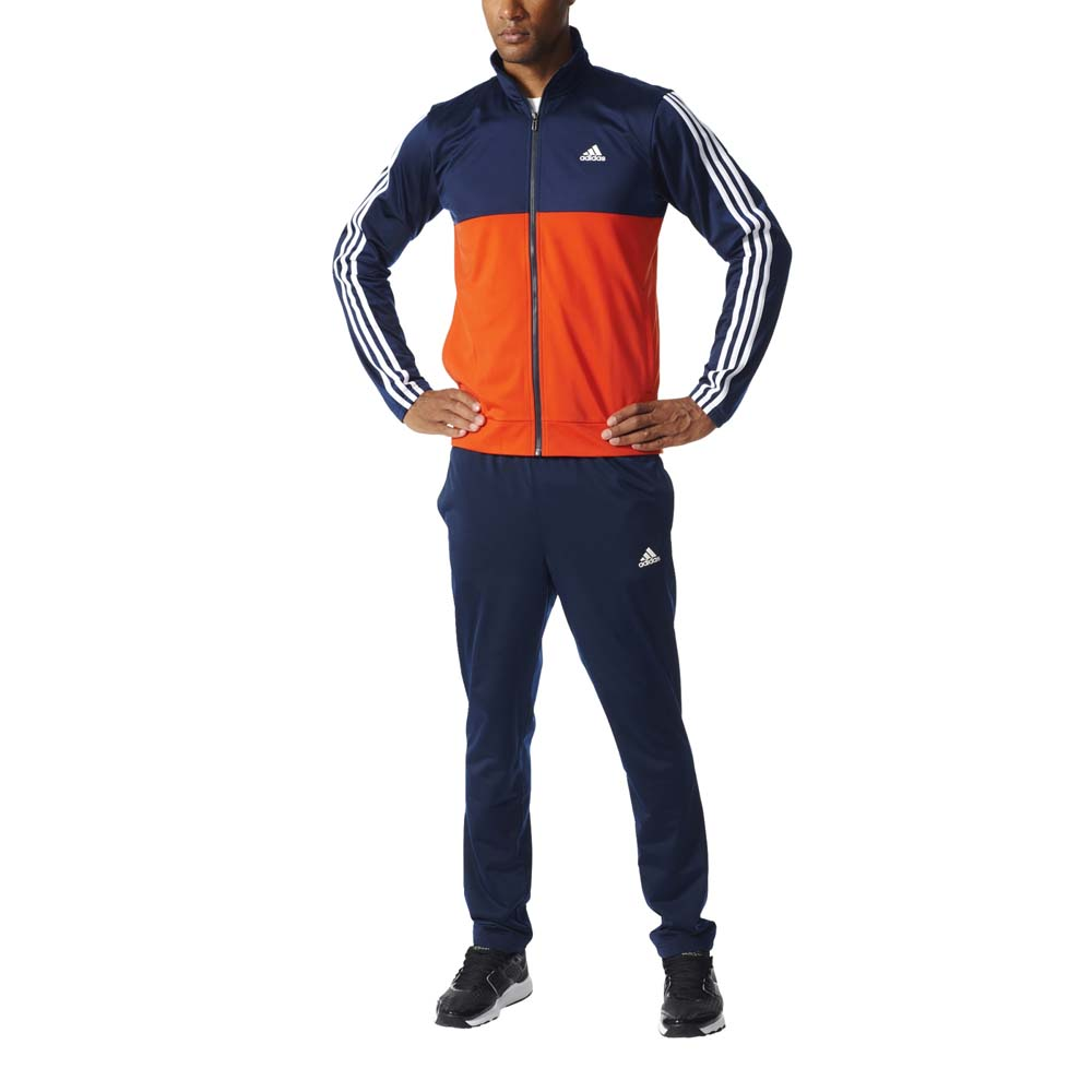 ef8c7e2e13ad ... adidas Back 2 Basic 3 Stripes Tracksuit ...