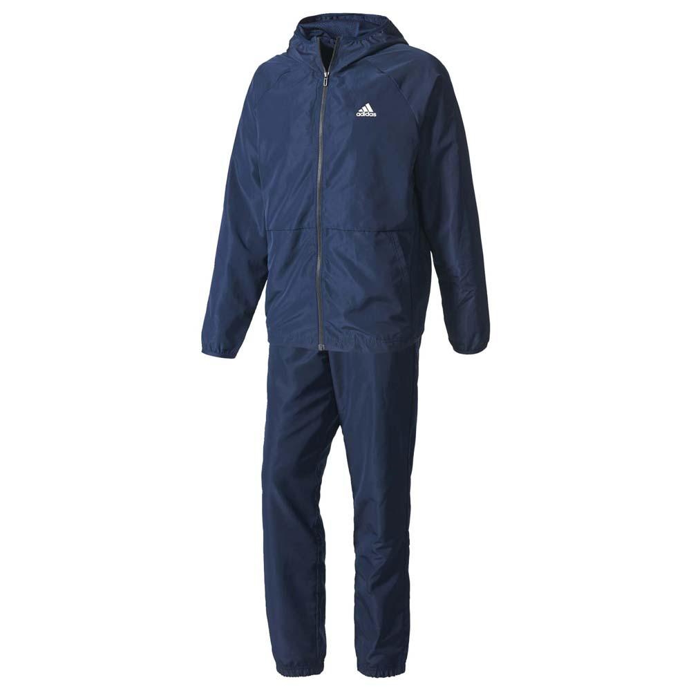 Pegajoso paralelo Sucio  adidas Woven Pride Tracksuit Blue buy and offers on Goalinn