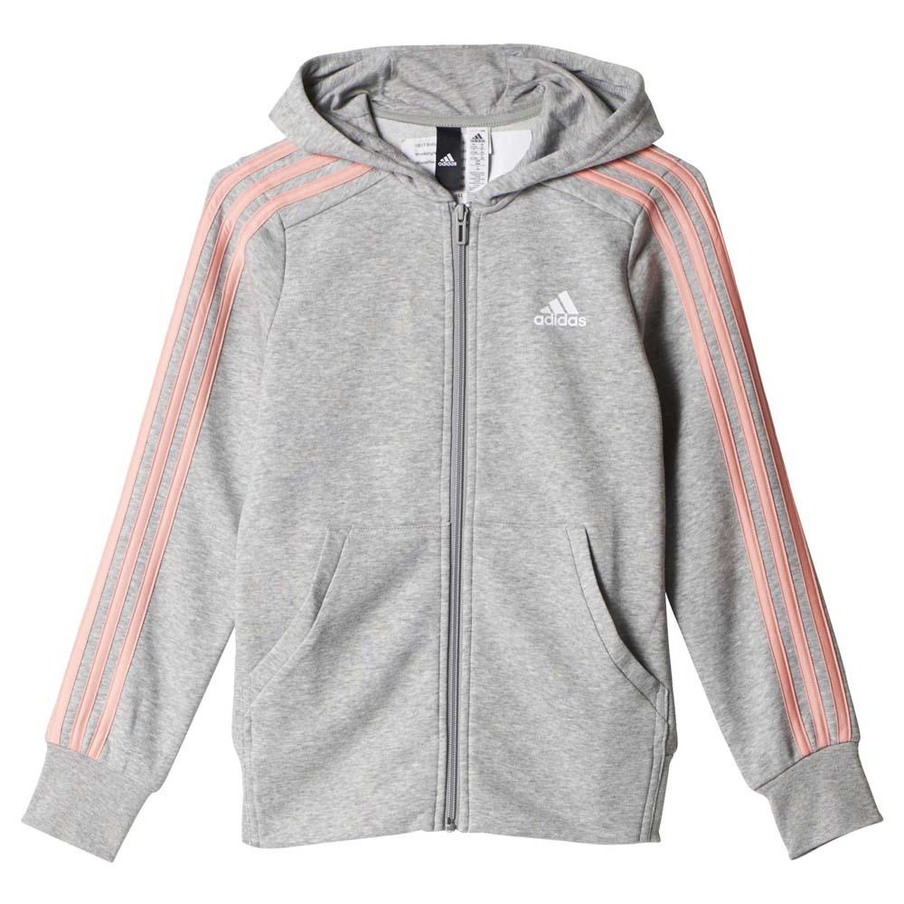 Adidas Hettegenser Tilbud Adidas Essentials 3 Stripes