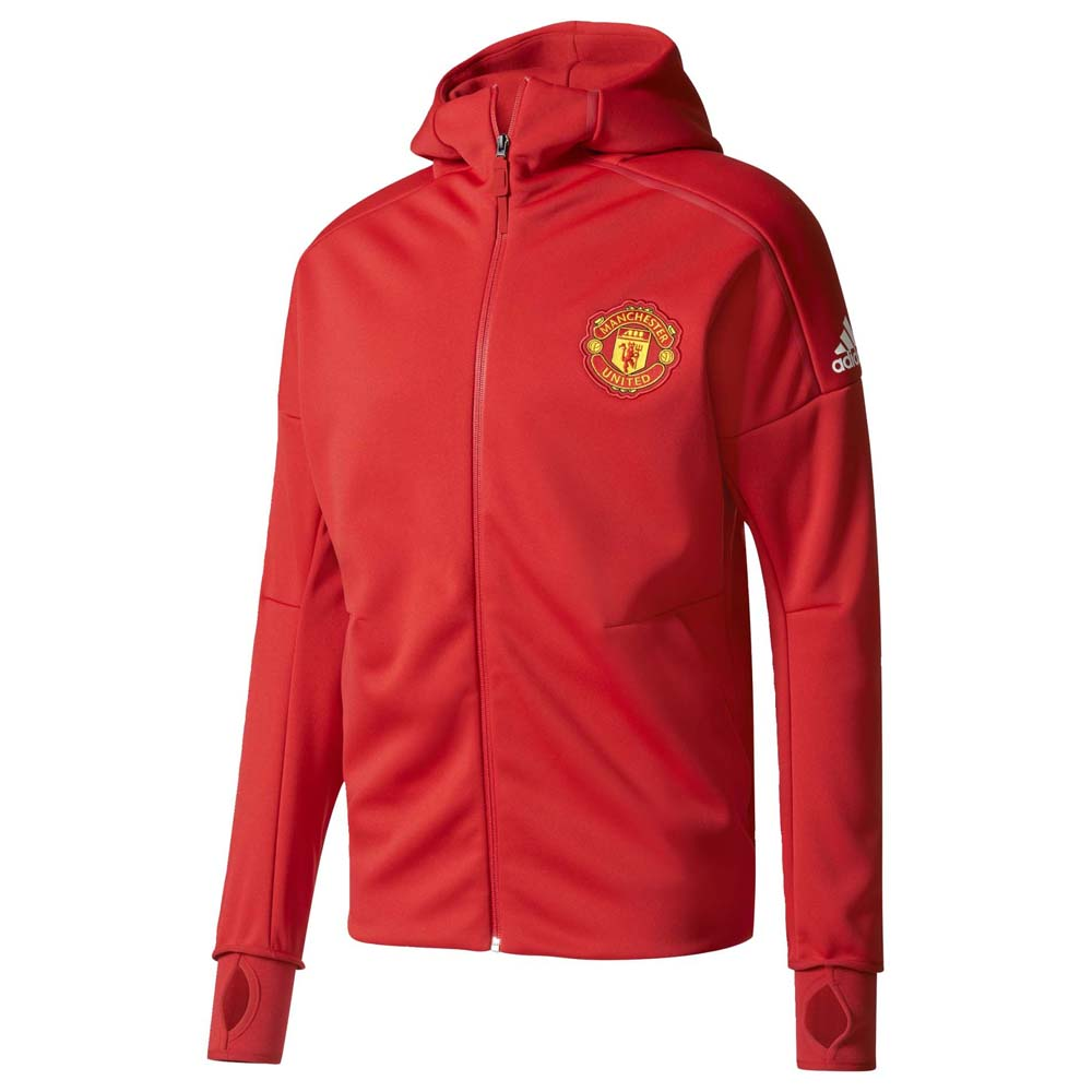 bc21e3518db14 adidas Manchester United FC Anthem Z.N.E Hoodie , Goalinn