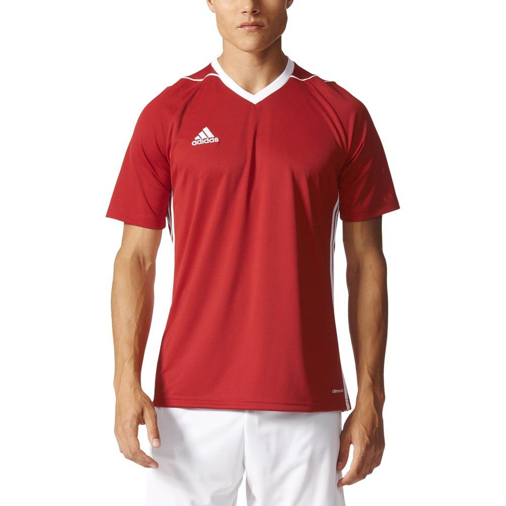 Revisión Complicado Adversario  adidas Tiro 17 Jersey Red buy and offers on Goalinn