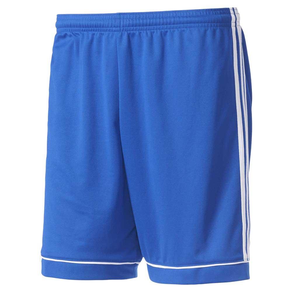 Adidas Squadra 17 Kids Shorts Climalite Football Training New