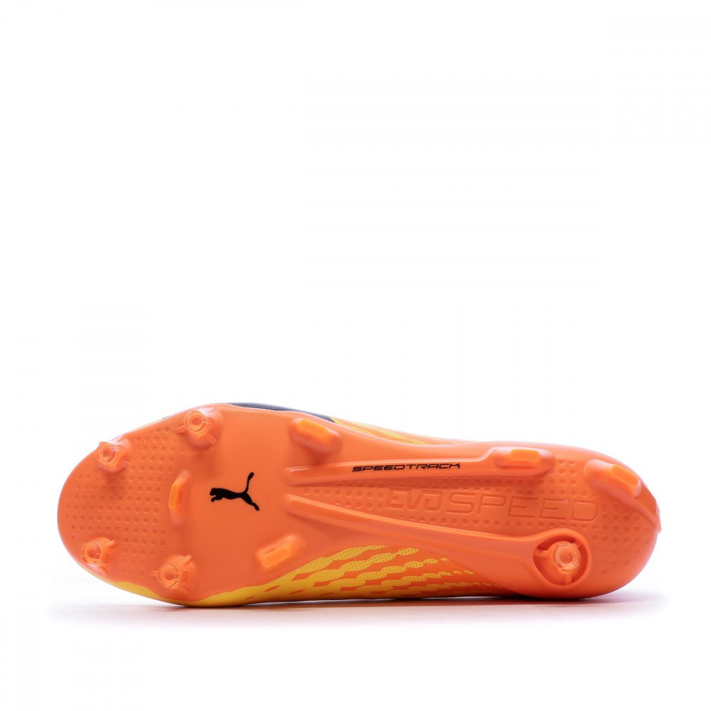 Puma evoSPEED 17 SL S FG Arancione comprare e offerta su Goalinn