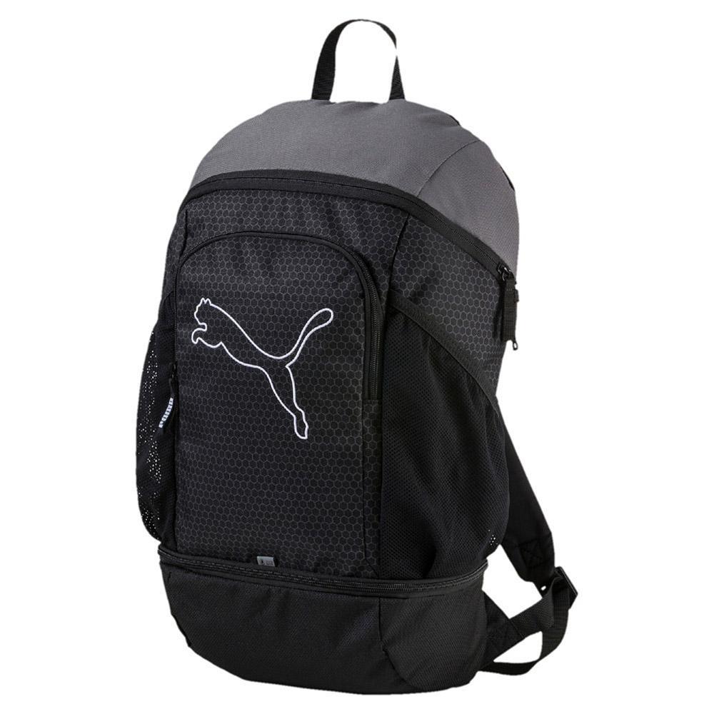 Puma Echo Backpack Black buy and offers on Goalinn 85dfd9ca39448