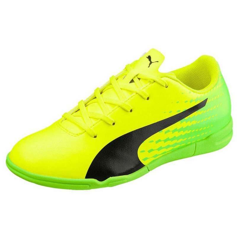 0281f46fa Puma Evospeed 17 5 IT JR Yellow buy and offers on Goalinn