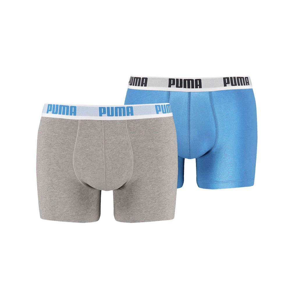   PUMA 2er Pack Basic Boxers Boxershorts Boxer