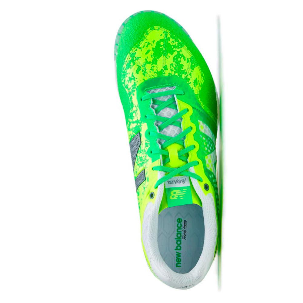 locutor Realizable Manuscrito  New balance Audazo Pro Futsal Green buy and offers on Goalinn