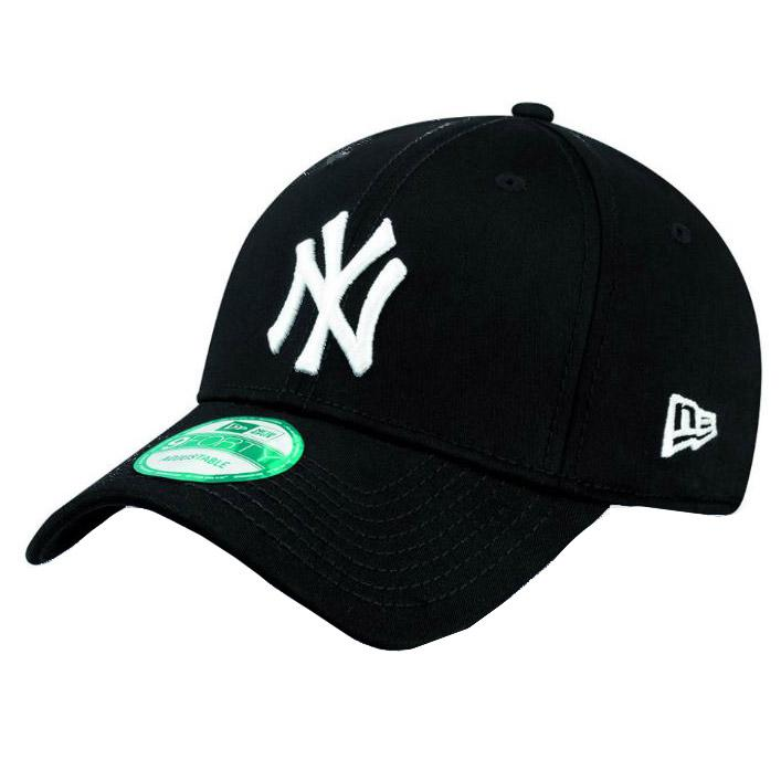 New era 9 Forty New York Yankees Negro 3ab317d8724