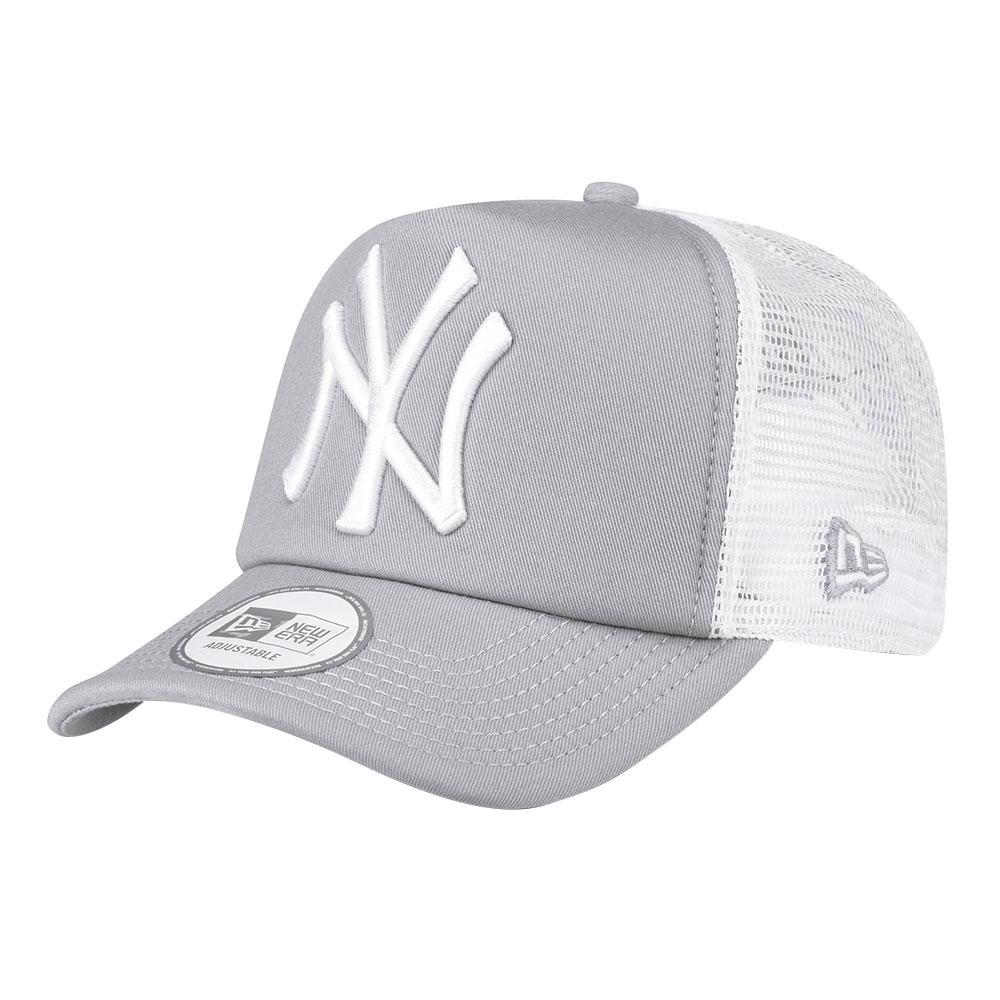 New era Trucker New York Yankees Blanco 2357922c523