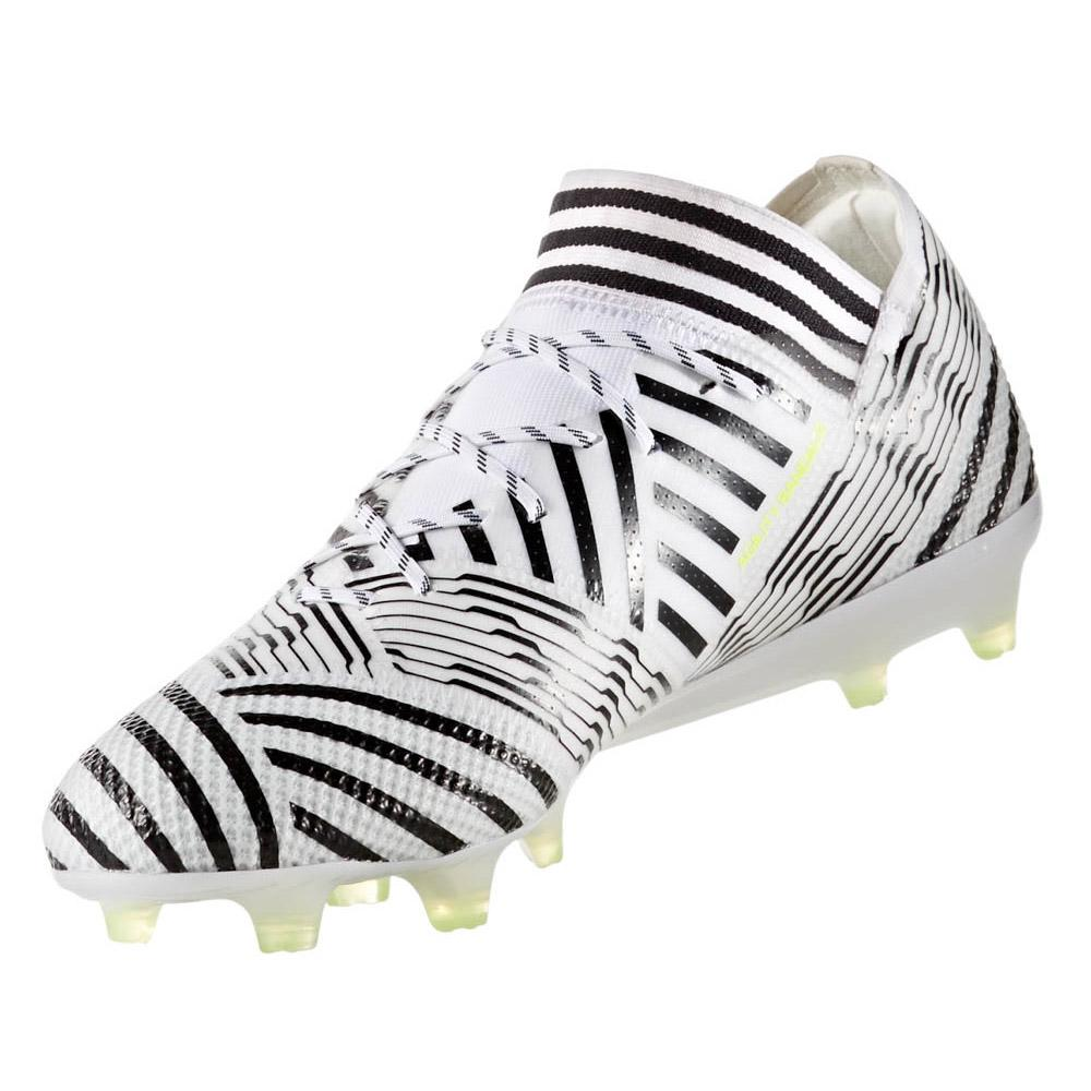 adidas Nemeziz 17.1 FG White buy and offers on Goalinn