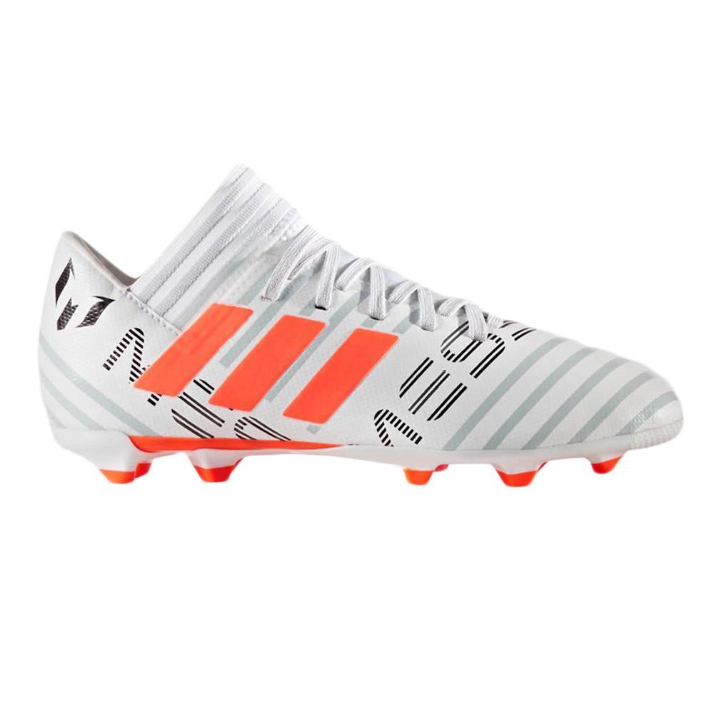 1dcf9dc6f0cc adidas Nemeziz Messi 17.3 FG White buy and offers on Goalinn