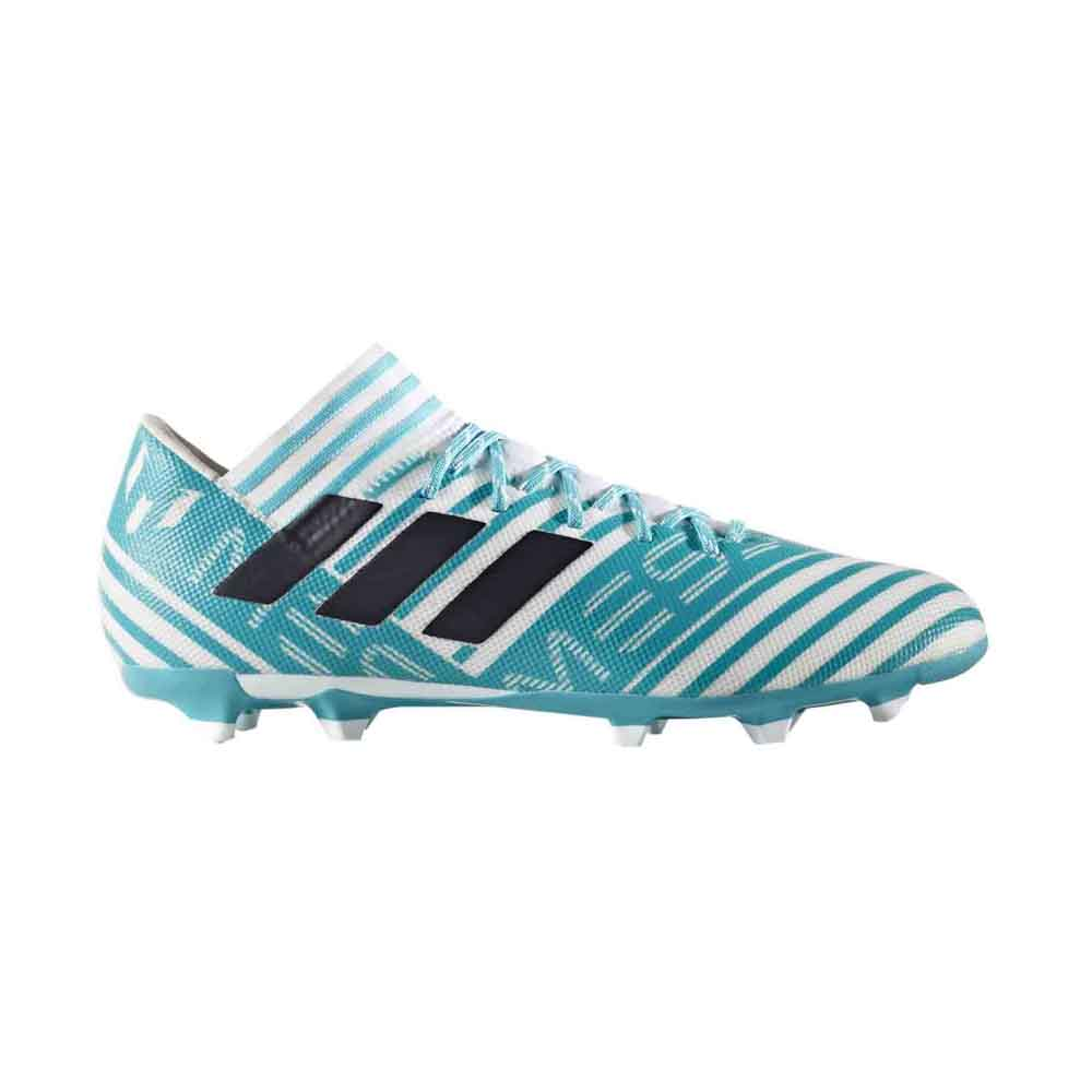 adidas Nemeziz Messi 17.3 FG White buy and offers on Goalinn c53c09716