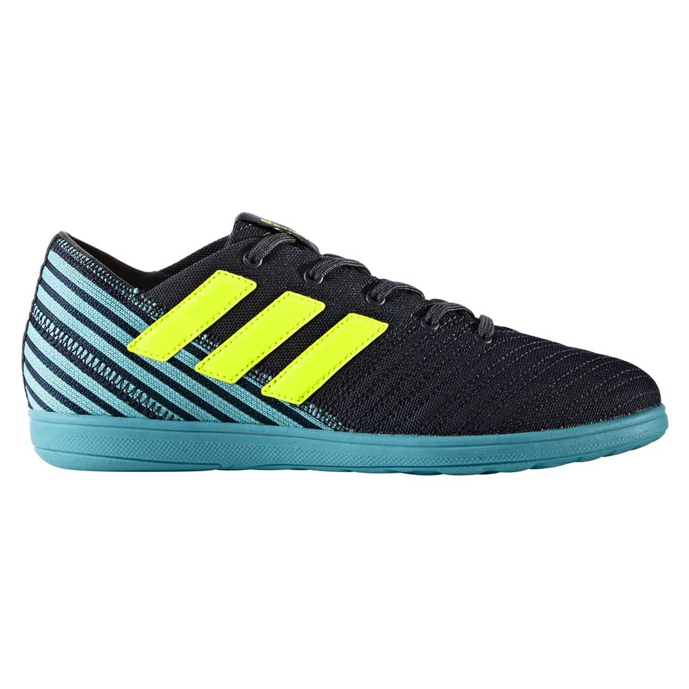 Aterrador Bombero excusa  adidas Nemeziz 17.4 Sala Blue buy and offers on Goalinn