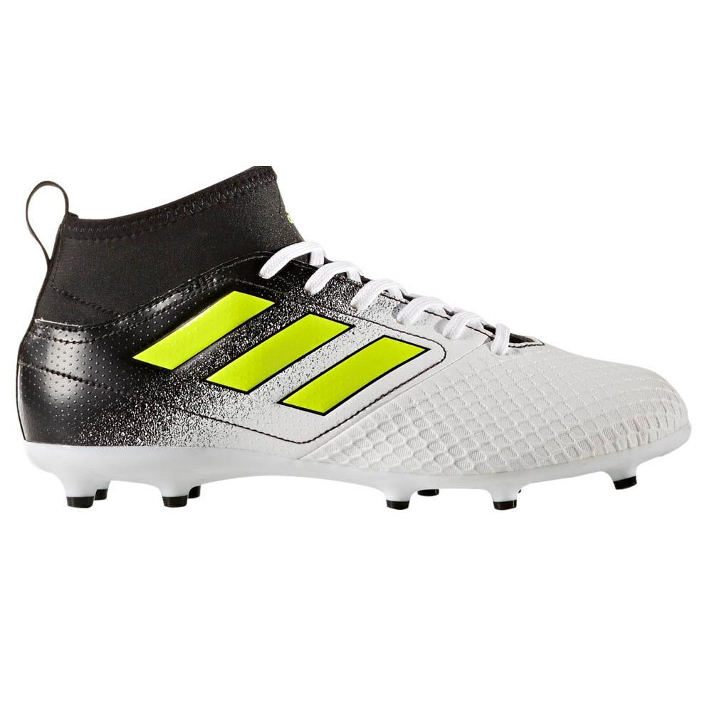 the best attitude 64eb7 04fbe adidas Ace 17.3 FG White buy and offers on Goalinn