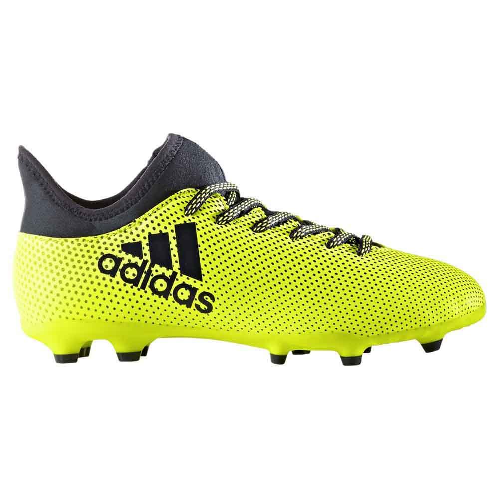 9c8a058f95 adidas X 17.3 FG Verde comprar e ofertas na Goalinn Futebol júnior