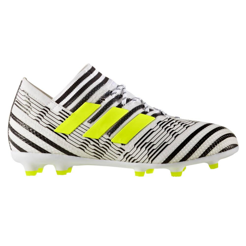 6cdafabcf52f adidas Nemeziz 17.1 FG White buy and offers on Goalinn
