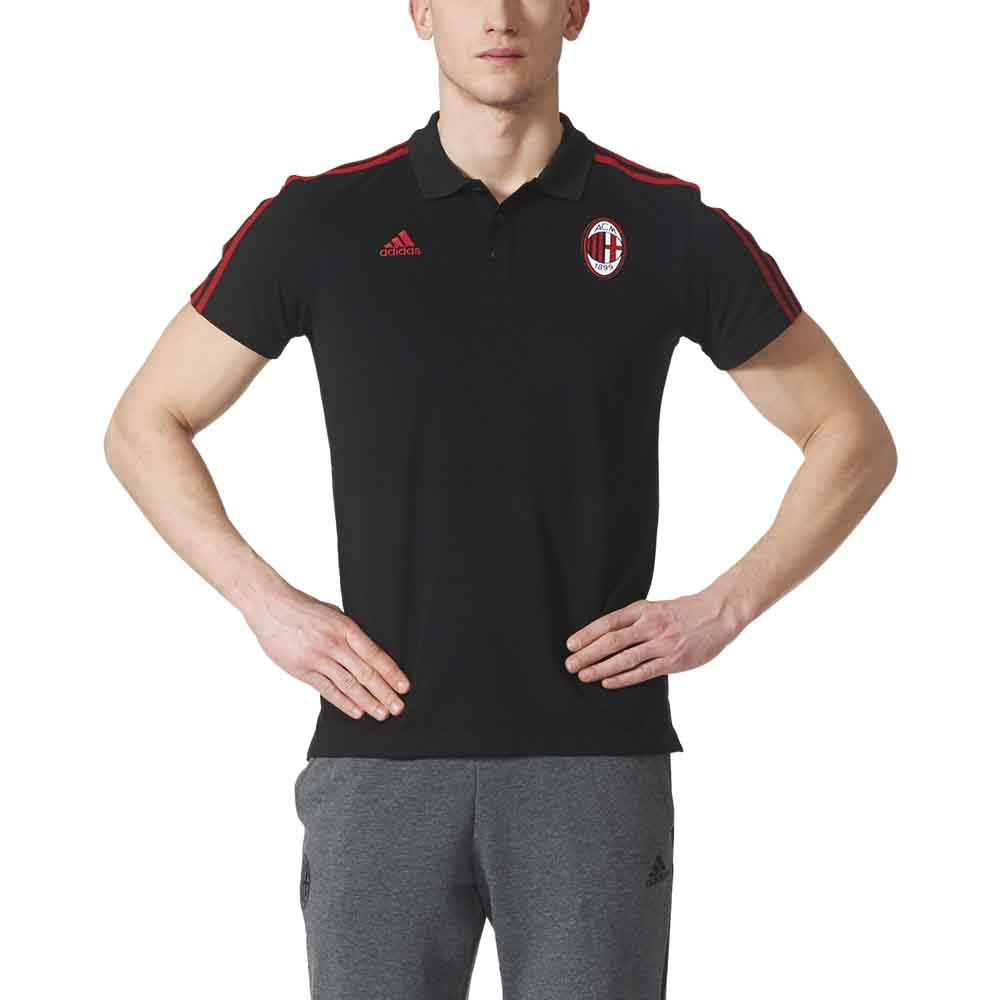 018f4fd3004 adidas AC Milan 3S Polo buy and offers on Goalinn