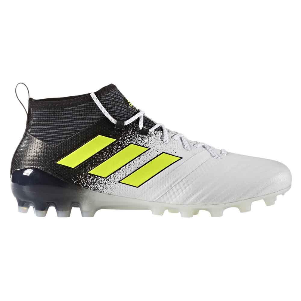 adidas Ace 17.1 AG Football Boots White buy and offers on Goalinn