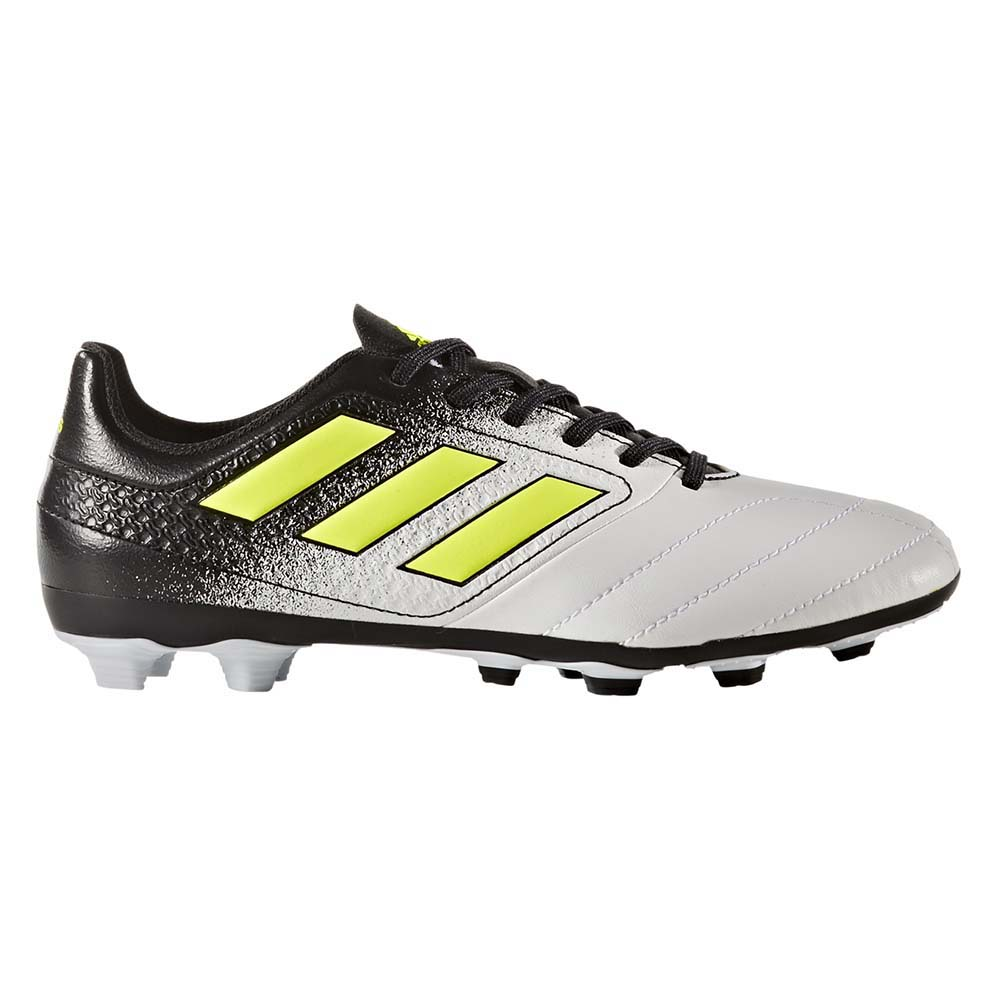 3ee6fbc6a adidas Ace 17.4 FXG White buy and offers on Goalinn