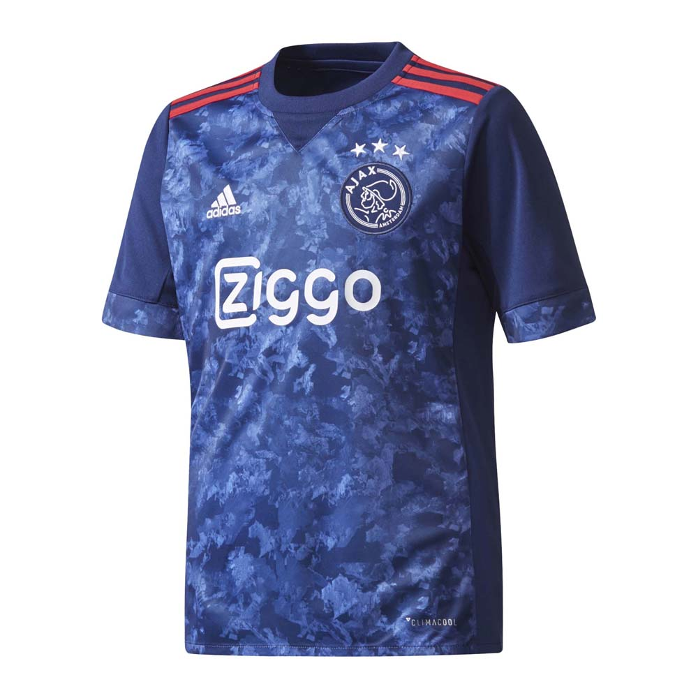 6cf55a8bf adidas Ajax Away Jersey Junior buy and offers on Goalinn