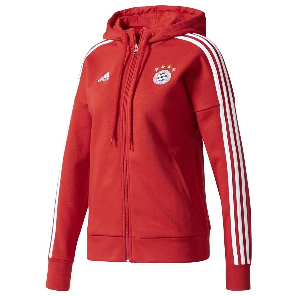 nett FC Bayern München Adidas Kapuzenjacke Rabatt bekommen