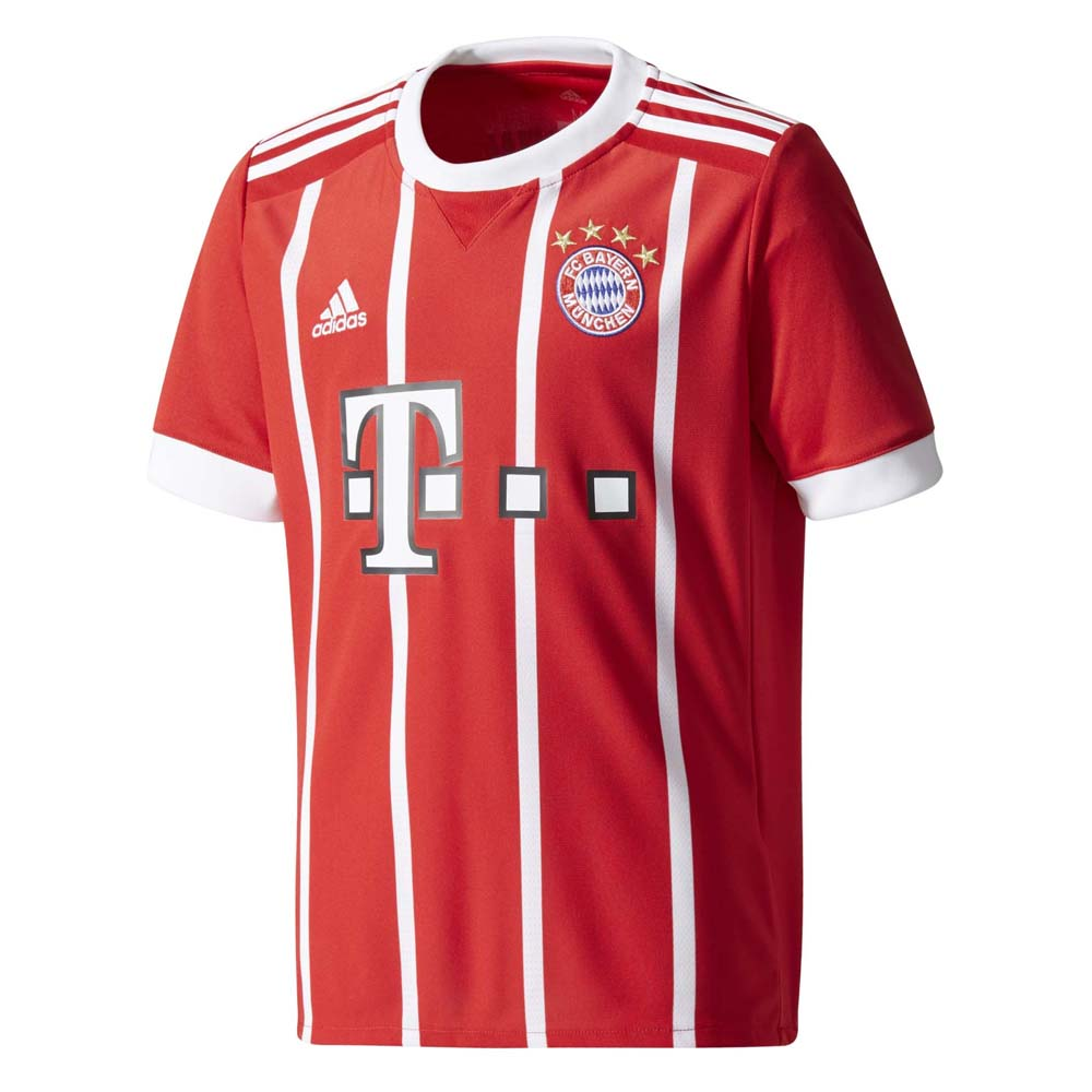Clubs Adidas Fc Bayern Munich Home Jersey Junior