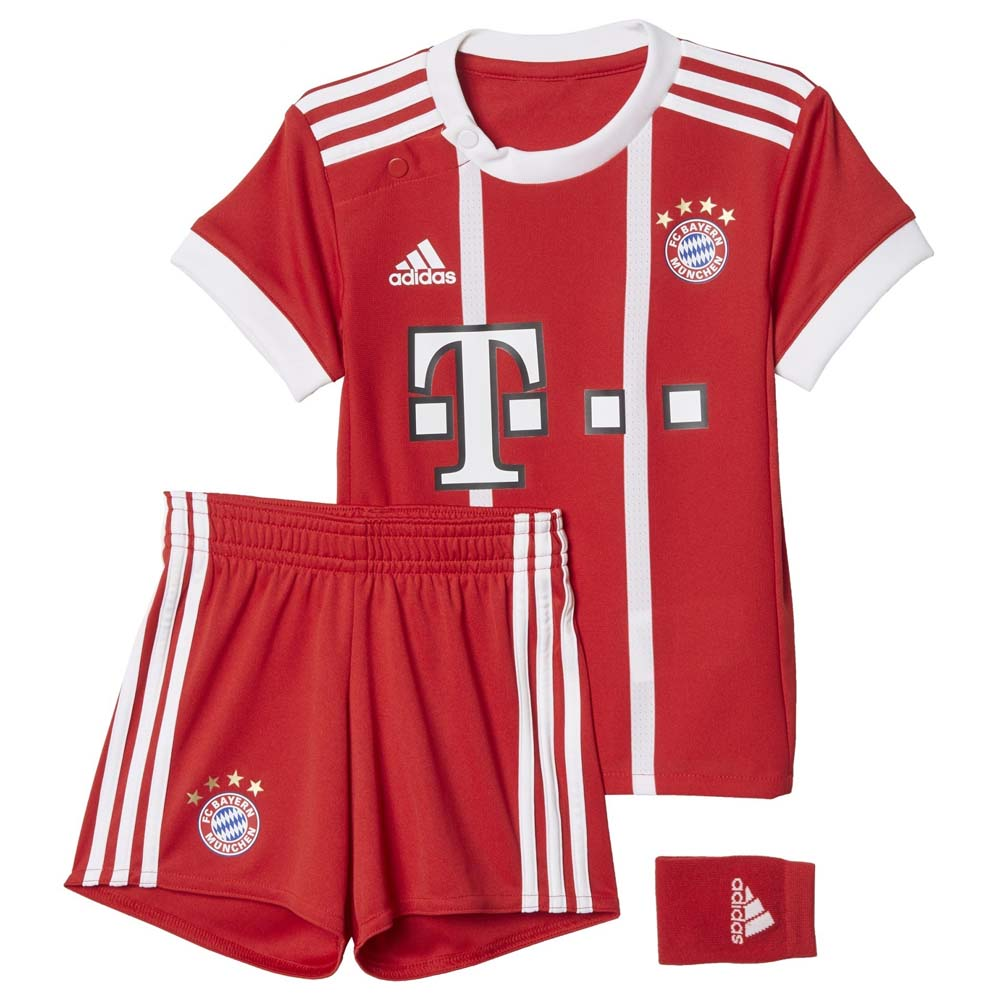 buy online a4322 f146d adidas FC Bayern Munich Home Kit Baby buy and offers on Goalinn