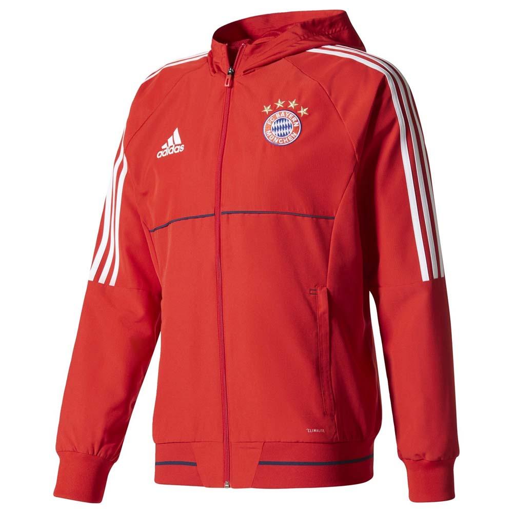 Clubs Adidas Fc Bayern Munich Pre Jacket