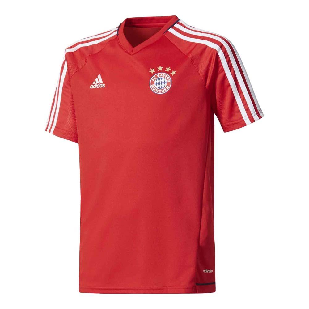 Clubs Adidas Fc Bayern Munich Training Jersey Junior