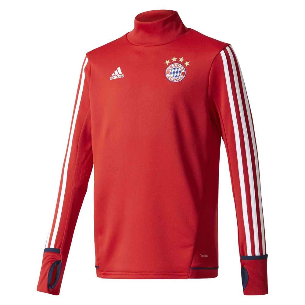 Clubs Adidas Fc Bayern Munich Training Top Junior