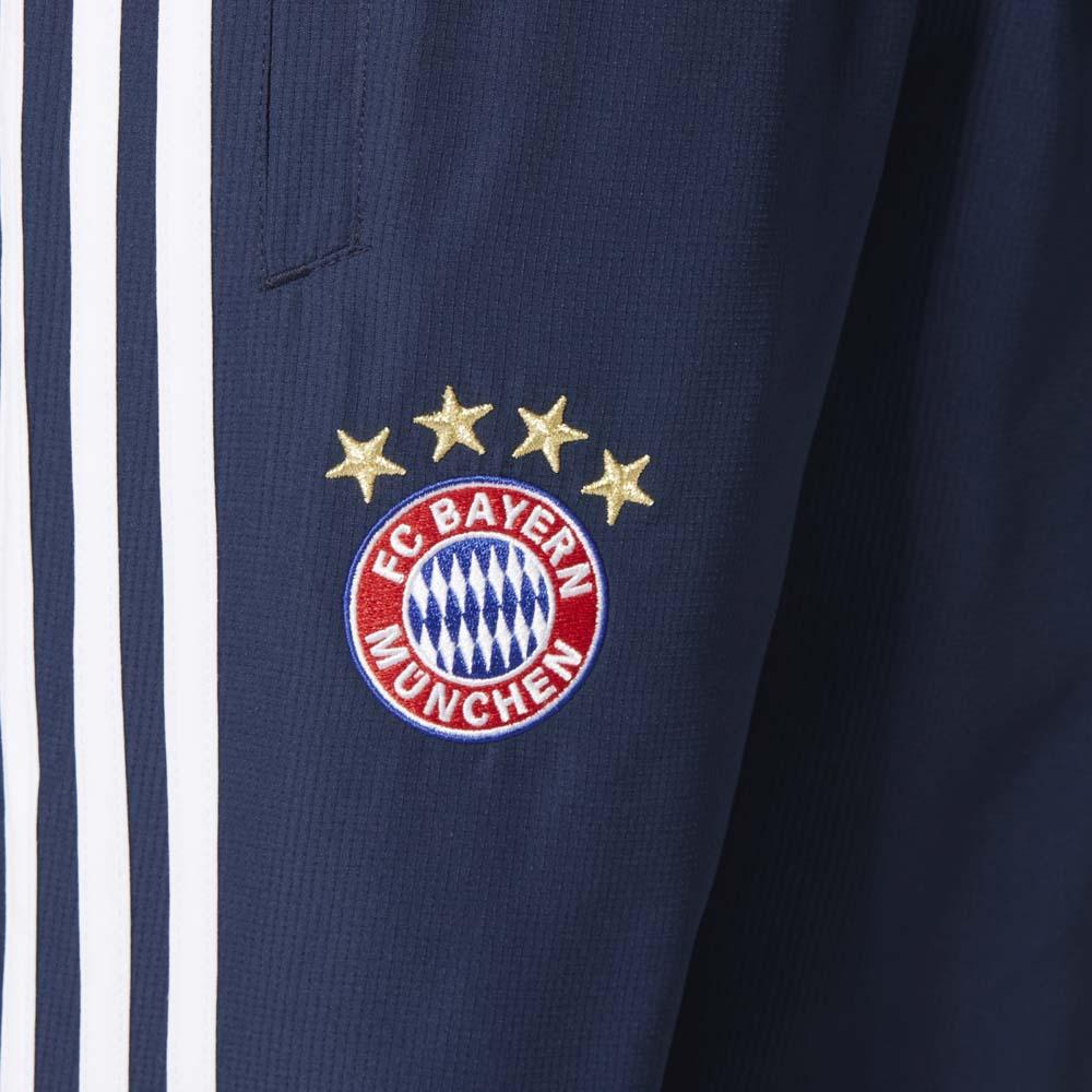 adidas FC Bayern Munich Woven Pants Junior , Goalinn