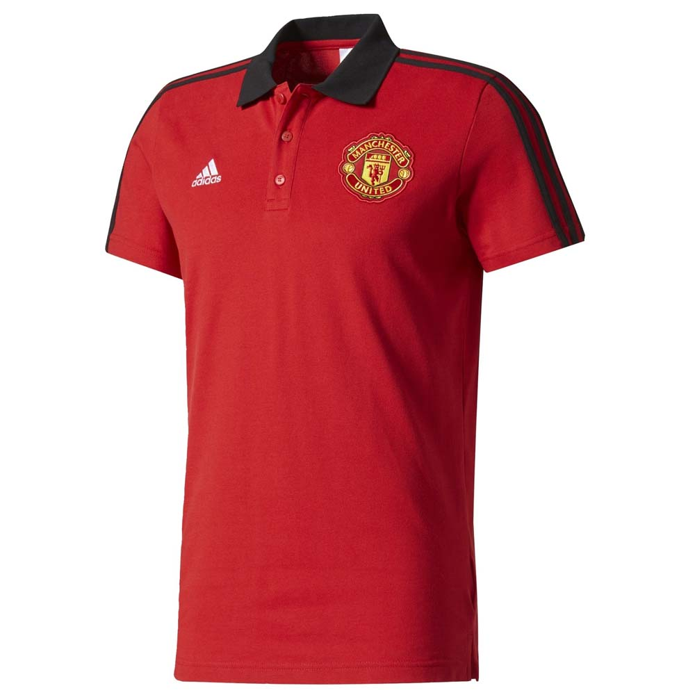 f409f34f802 adidas Manchester United FC 3S Polo