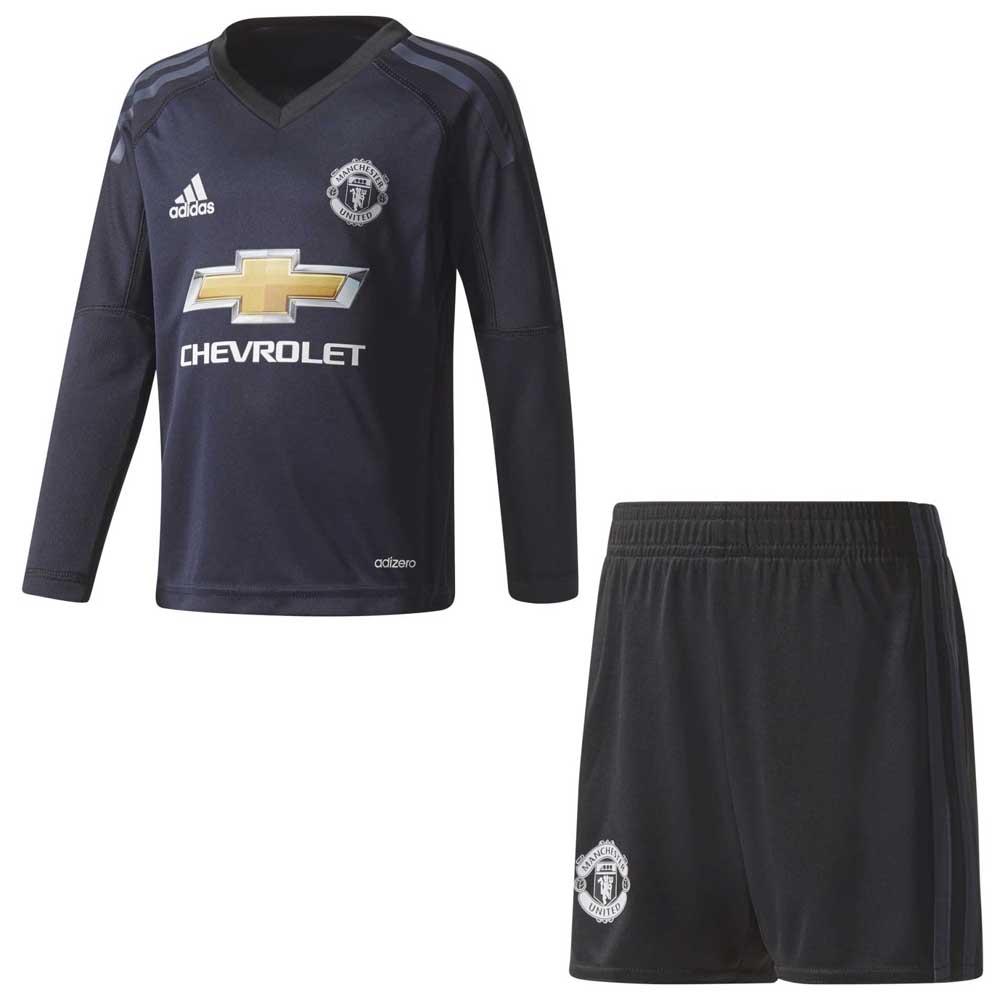 adidas Manchester United FC Home GK Kit Mini , Goalinn Fotball