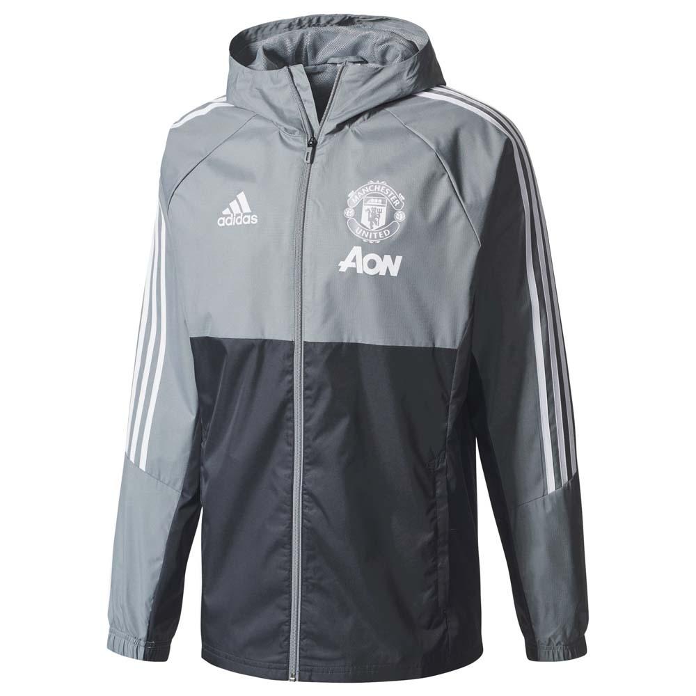 adidas Manchester United FC Rain Jacket , Goalinn Fotball