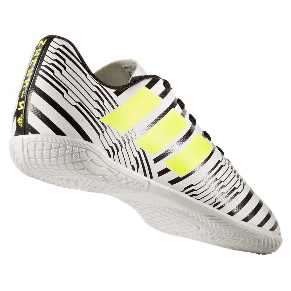 d9894b484132 adidas Nemeziz 17.4 IN White buy and offers on Goalinn
