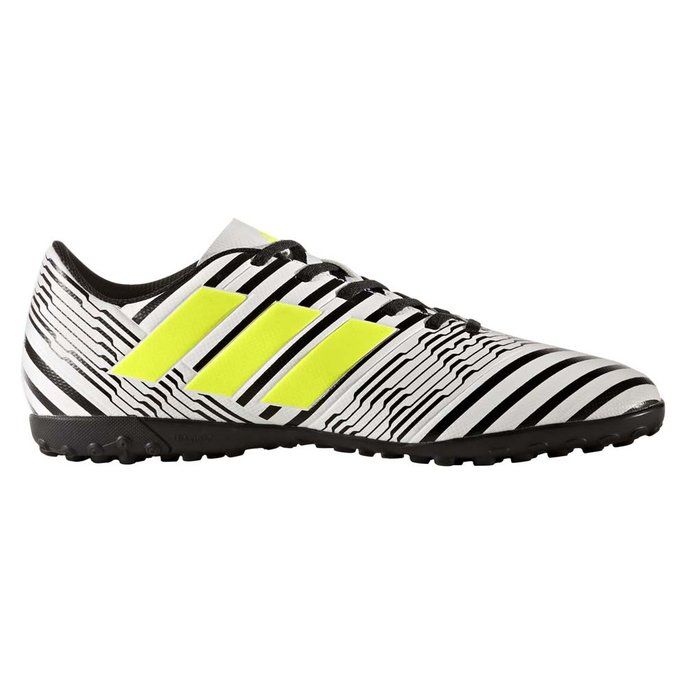 8815f3910682 adidas Nemeziz 17.4 TF White buy and offers on Goalinn