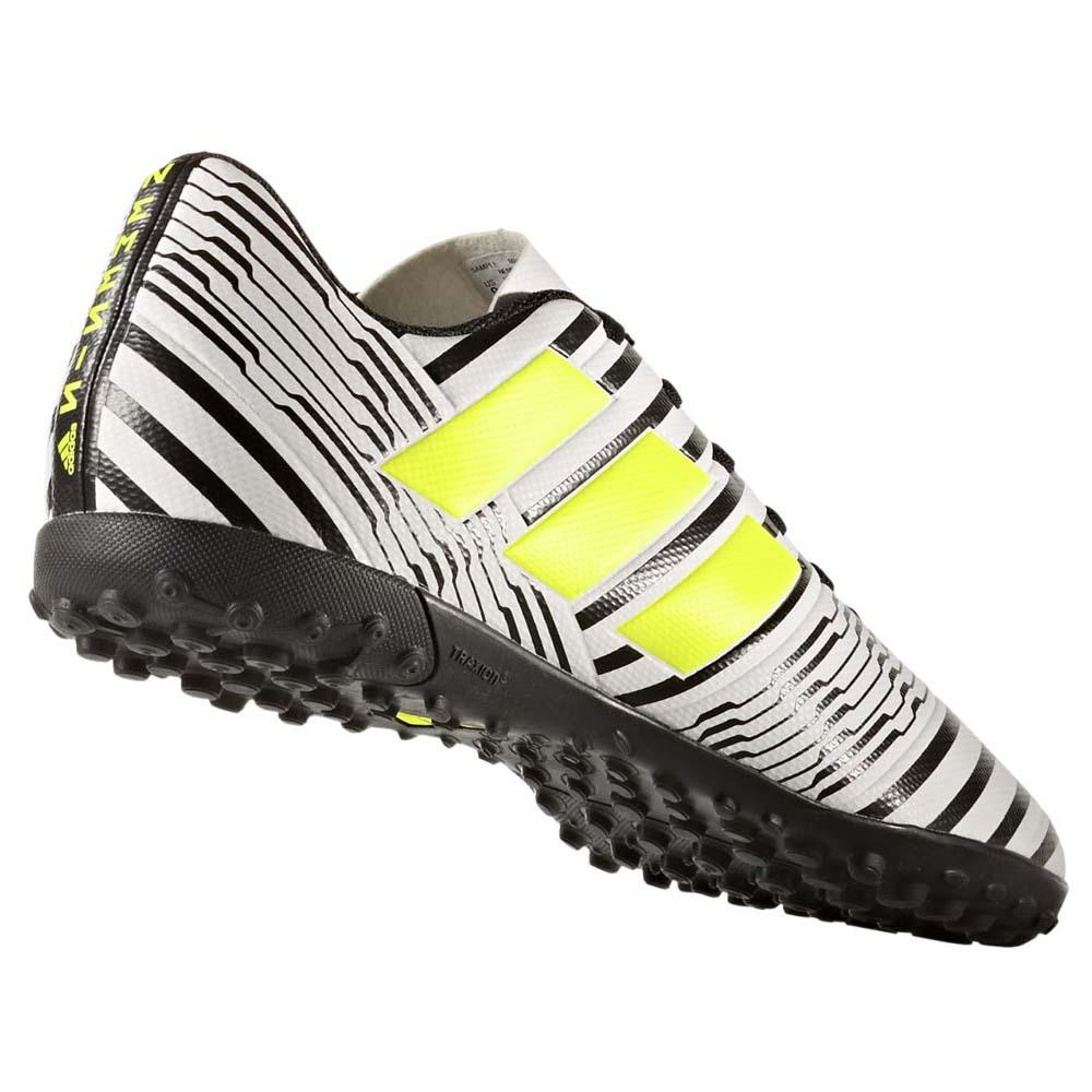72ec39f11e4c adidas Nemeziz 17.4 TF White buy and offers on Goalinn