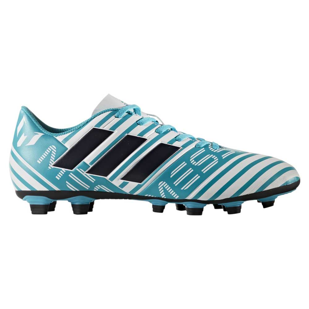 483963f0aab adidas Nemeziz Messi 17.4 FXG White buy and offers on Goalinn