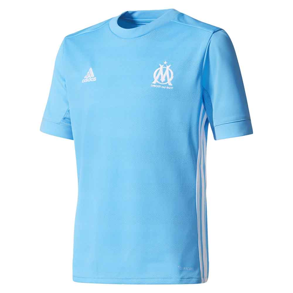 Clubs Adidas Olympique Marseille Away Jersey Junior