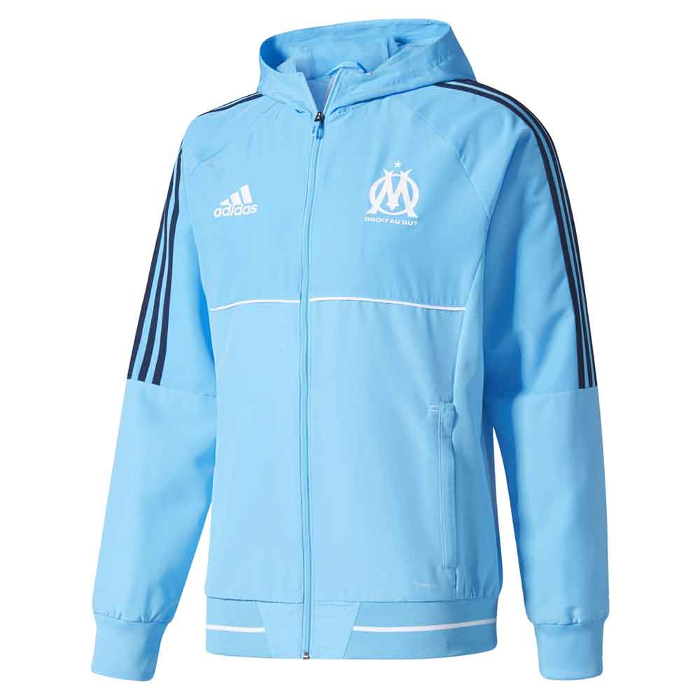 Clubs Adidas Olympique Marseille Pre Jacket