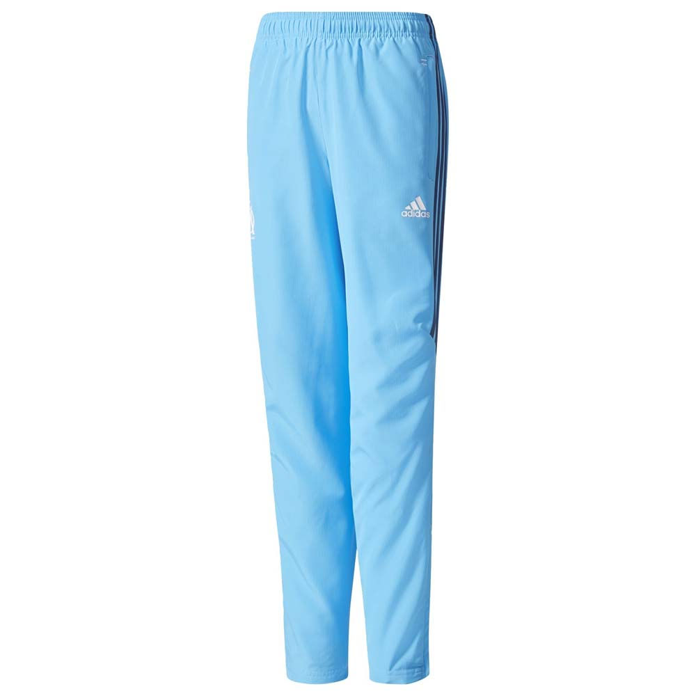Clubs Adidas Olympique Marseille Pre Pants Junior
