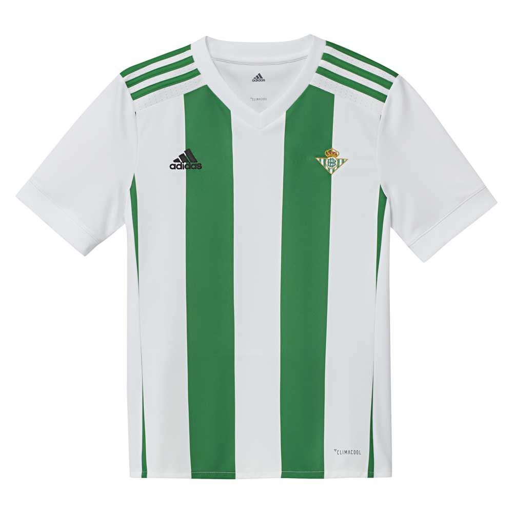 0febc620b adidas Real Betis Home Jersey Junior buy and offers on Goalinn