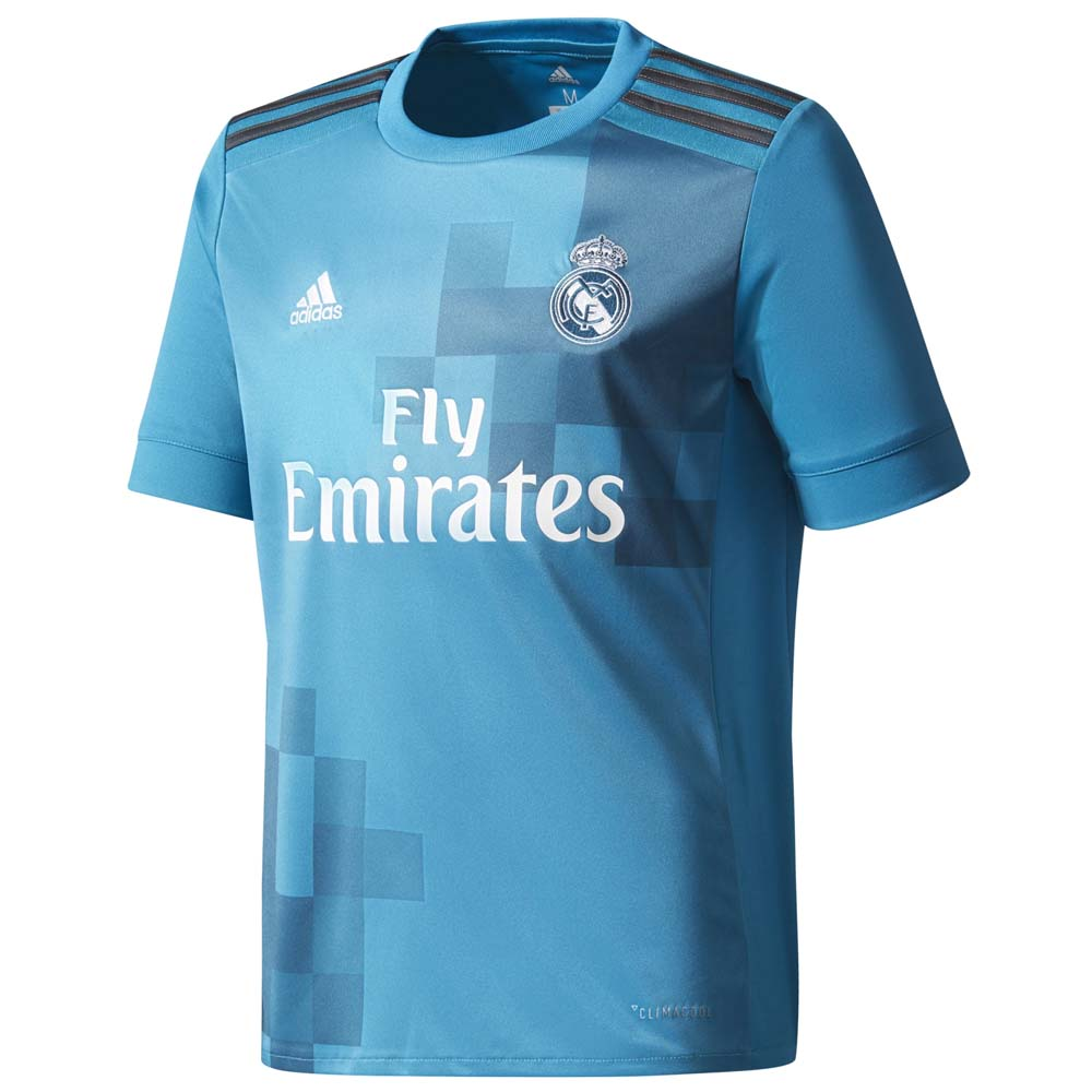Real Madrid 3rd Jersey Junior - Blue bb00cb34d