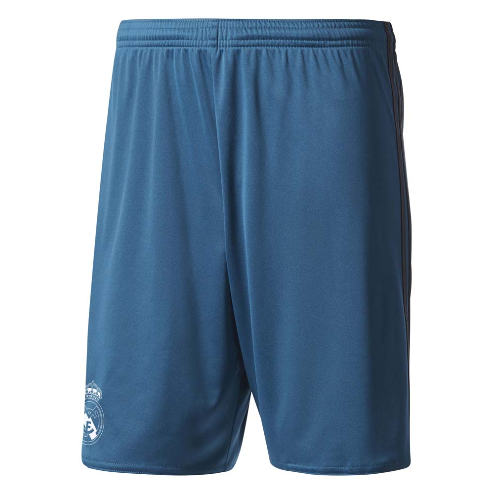 99d490b79 adidas Real Madrid 3rd Shorts Blue buy and offers on Goalinn