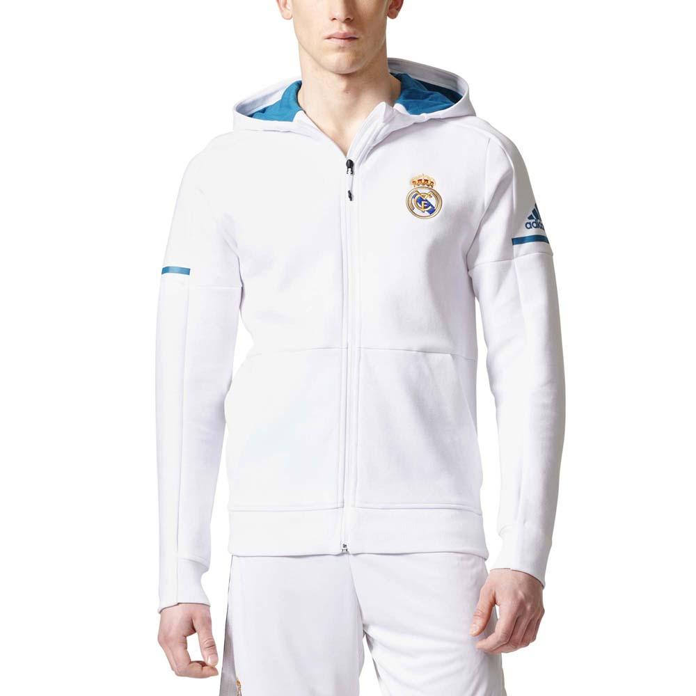 adidas Real Madrid Anthem SQD Hoodie kjøp og tilbud, Goalinn