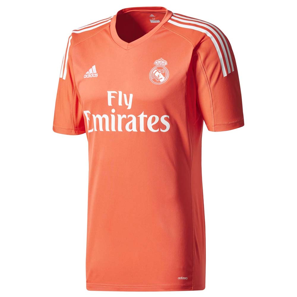 Clubs Adidas Real Madrid Away Gk Jersey