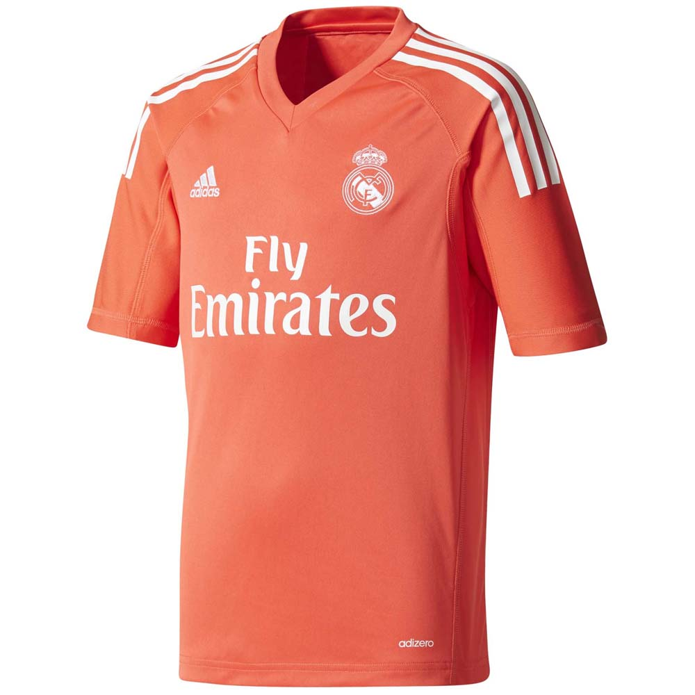 Clubs Adidas Real Madrid Away Gk Jersey Junior